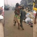 Viral Photos Of Mentally Challenged Couple Celebrating Valentine's Day On The Street Of Edo 27