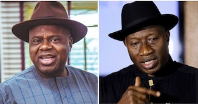 Goodluck Jonathan Congratulates Governor Douye Diri, Urges Him To Unite Bayelsa People 1