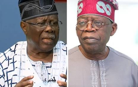 I Will Disown Nigeria For Togo If Tinubu Becomes President - Bode George 1