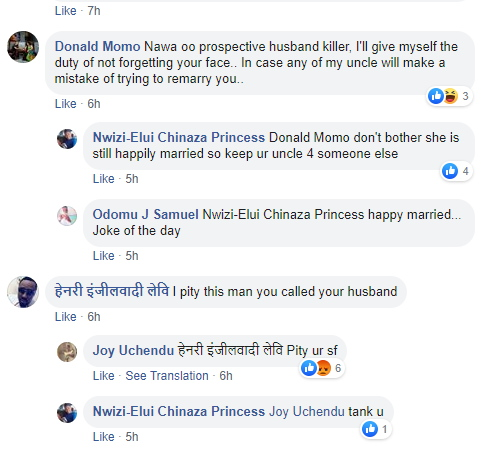 Man Ends Marriage After Seeing Wife's Reckless Comment On How To Murder Cheating Husbands 5