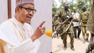 President Buhari Speaks On Killing Of 30 People By Bandits In His Home State Katsina 7