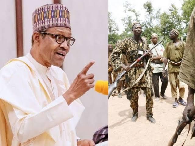 President Buhari Speaks On Killing Of 30 People By Bandits In His Home State Katsina 1