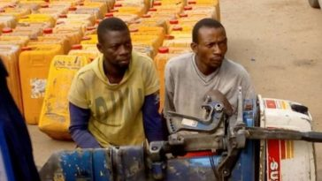 NSCDC Arrests Two Fishermen For Allegedly Trying To Smuggle Petrol To Benin Republic 11