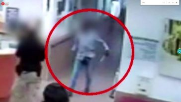 """""""One Of You Must Die With My Son"""" - Father Says As He Stabs Nurse In Delta Hospital 3"""