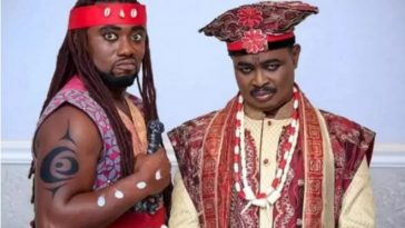 Evangelist Mike Bamiloye Dresses As Jack Sparrow To Win Souls For Christ In New Movie 4