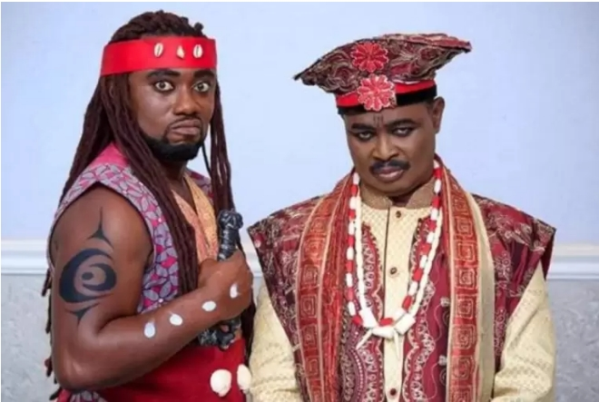 Evangelist Mike Bamiloye Dresses As Jack Sparrow To Win Souls For Christ In New Movie 1