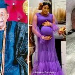 Alaafin Of Oyo Welcomes Newborn Baby At Age Of 81 With Youngest Wife, Queen Damilola 29