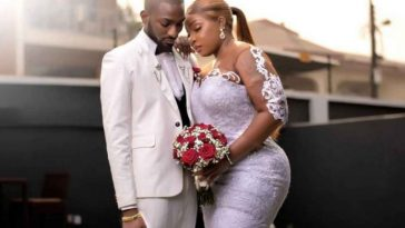 Nollywood Actress, Anita Joseph Shares Her Beautiful Wedding Pictures 8