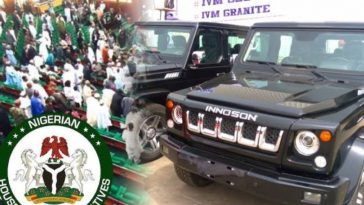 Nigerian Lawmakers Order Billions Worth Of Foreign Cars After Rejecting Innoson Brand 6