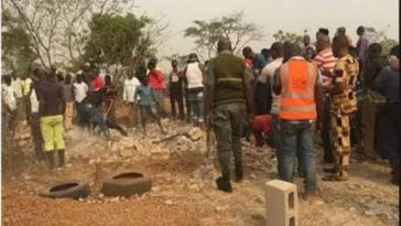 Eight Corpses Of Farmers Killed By Herdsmen In Delta Exhumed To Prove Police Wrong 4