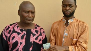 60-Year-Old Farmer Arrested While Smuggling Hard Drug For His Son In EFCC Detention 5