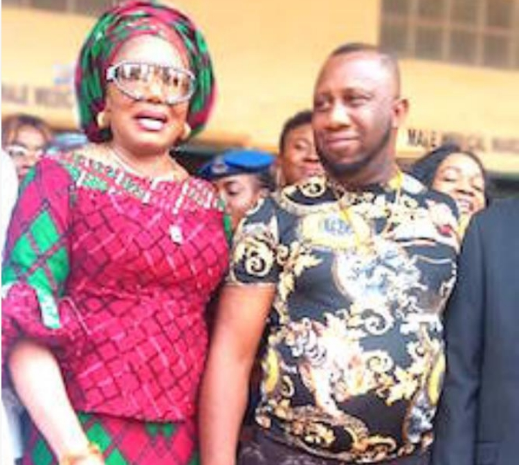Anambra First Lady Intervenes On Health Challenges Of Nollywood Actor, Ernest Asuzu [Photos] 2
