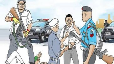 SARS Officials Threatens LAUTECH Student With Gun To Transfer All His School Fees To Them 4