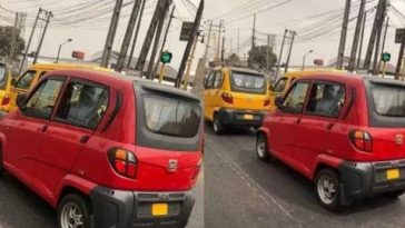 New Mini Buses Spotted In Lagos As Replacement For Banned 'Okada' And 'Keke Napep' [Photos] 7