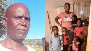 Man Stabs His 4 Children To Death After Accusing His Wife Of Cheating, Infecting Him With HIV 12