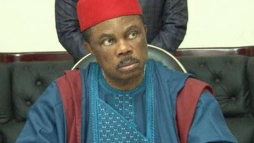 95-Year-Old Man Leads Protest Against Governor Obiano's 'Unwise Decision' In Anambra State 8