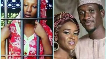 Appeal Court Upholds Maryam Sanda's Death Sentence For Killing Husband, Bilyaminu Bello 4