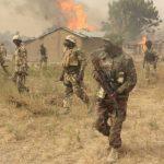 Serious Tension In Adamawa As Nigerian Army And Boko Haram Engages In Fierce Gun Battle 28
