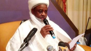 God Is Using Boko Haram To Punish Nigeria For Its Sins - Sultan Of Sokoto 6