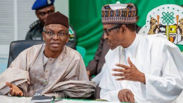 """After Eight Years Of Buhari, Presidency Should Return To The South"" - Governor El-Rufai 5"