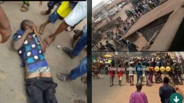 3 Persons Feared Dead As Angry Youth Protest Killing Of Footballer By SARS Official In Ogun [Video] 6