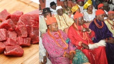 Urhobo Clan Bans Sale And Consumption Of Cow Meat Over Herdsmen's Killings In Delta State 8