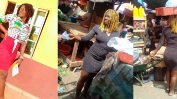 This Female Student Says She Will Rather Hawks Satchet Water Than Sleep With Men For Money 7