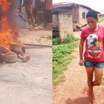 2 Yahoo Boys, Native Doctor, Kidnapper Burnt Alive For Killing 17-Year-Old Girl In Edo [Photos] 29