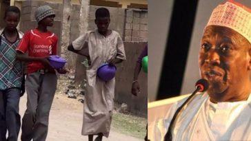 Governor Ganduje Bans Almajiri, Orders Arrest Of Street Beggers In Kano 1