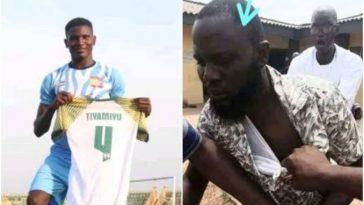 Police Dismiss SARS Officer Involved In The Death Of Remo Football Player, Tiyamiyu Kazeem 5