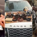 Nigerian Man Laments Hows His Range Rover Was Converted To A Shop At Computer Village In Lagos 28
