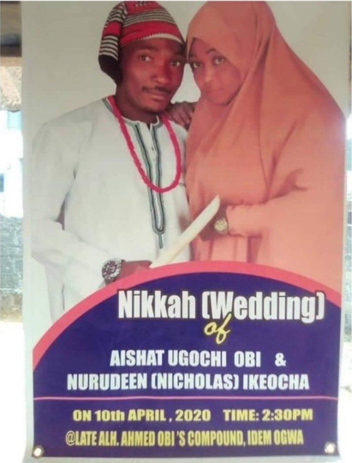 Imo State Lovers Who Converted To Islam, Set To Hold First Igbo Islamic Marriage In Owerri [Photos] 1