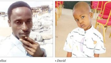 4-Year-Old Boy Stabbed To Death By Father's Old Friend Who Was Looking For Assistance In Adamawa 6