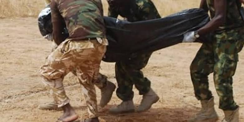 Nigerian Soldier Commits Suicide After Killing Customs Officer At Seme Border In Lagos 1