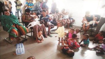 25 Children And Four Pregnant Teenagers Rescued As Police Raid Baby Factory In Rivers State 4
