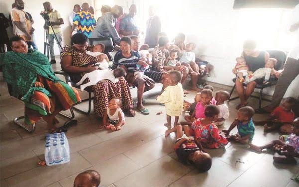 25 Children And Four Pregnant Teenagers Rescued As Police Raid Baby Factory In Rivers State 1