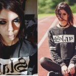 25-Years-Old Polish Model Goes Completely Blind After Getting Her Eyeballs Dyed Black [Photos] 27