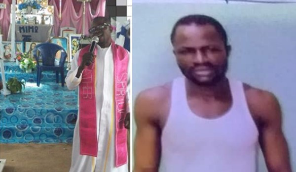 Lagos Pastor Arrested After Being Caught Red-Handed Having Sex With 13-Year-Old Girl In His Office 1
