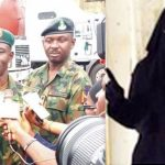 Nigerian Army Arrests Female Bandit Who Was Dancing With AK-47 Rifle During A Party In Kaduna 8