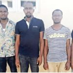 Police Arrests Five-Man Robbery Gang Who Make Millions Stealing From Construction Sites In Abuja 27