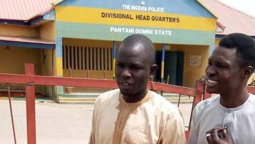 Two Nigerian Politicians Arrested And Detained For Calling Gombe Governor A 'Promise Breaker' 1