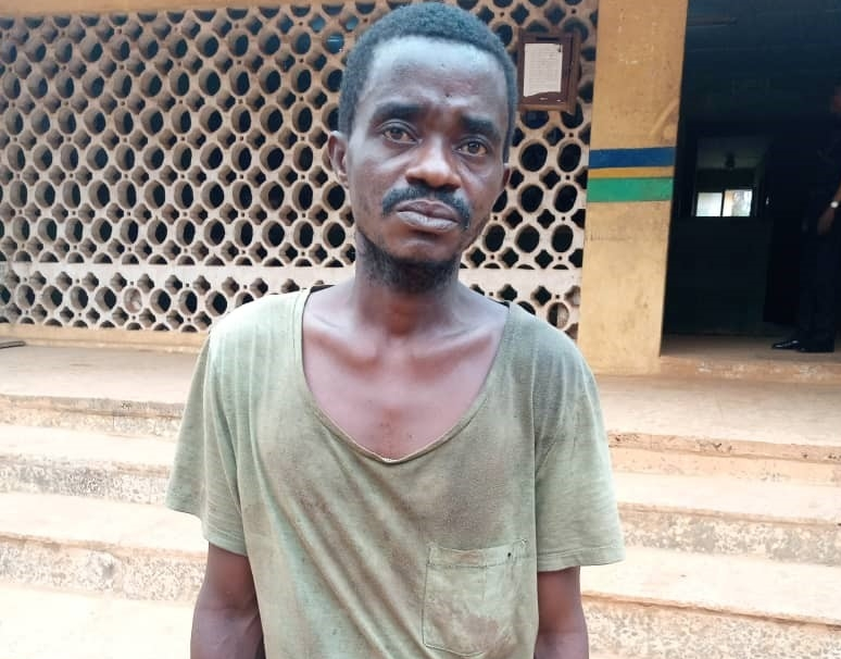 Man Kills Neighbour, Cuts Off Her Hands After She Accused Him Of Stealing Her Phone In Ogun 1