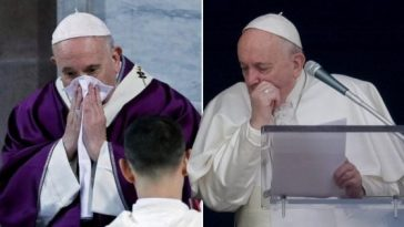 #CoronavirusUpdate: Pope Francis tested for coronavirus after falling ill and showing symptoms 4