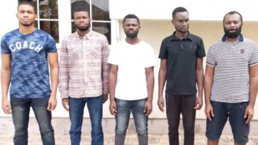 EFCC Drags Five Bankers To Court For Stealing N37 Million From The Dead 3