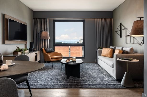 Marriott International Opens Marriott Hotel Melrose Arch and Marriott Executive Apartments in Johannesburg South Africa. 6