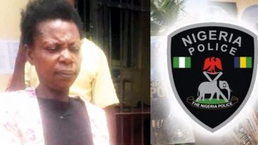 Widow Arrested For Plucking Out The Eyeballs Of 73-Year-Old Man With Knife In Enugu State 5