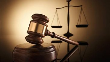 Woman Dragged To Lagos Court For Assaulting Her Neighbour By Urinating On His Face And Body 4