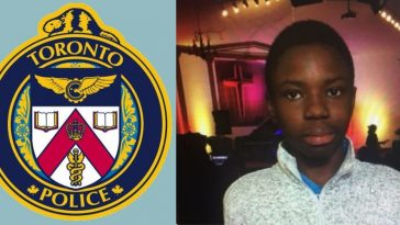 Canadian Police Raises Alarm Over Abduction Of 14-Year-Old Nigerian Boy In Toronto 4