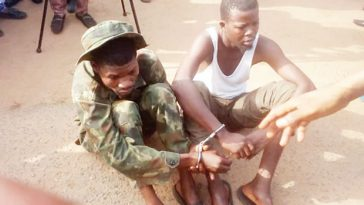 21-Year-Old Fake Soldier Arrested For Raping 17-Year-Old Girl, And Stealing Her Phone In Oyo 2