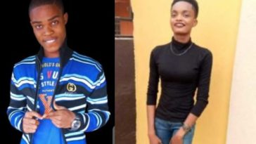 """I Had To Wait For 45mins To See Her Die"" - Jealous Boy Confesses To Killing His Girlfriend In Lagos 8"